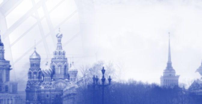 Модель едет в Санкт-Петербург