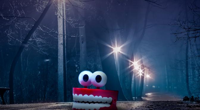 Ночь Лесных Ужастиков 2